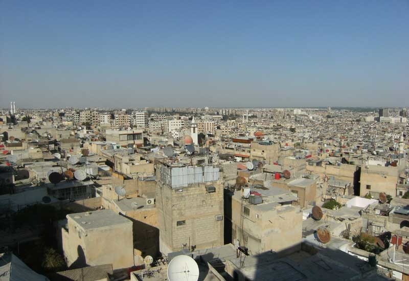 One of the plants will be located in the suburbs of Damascus.