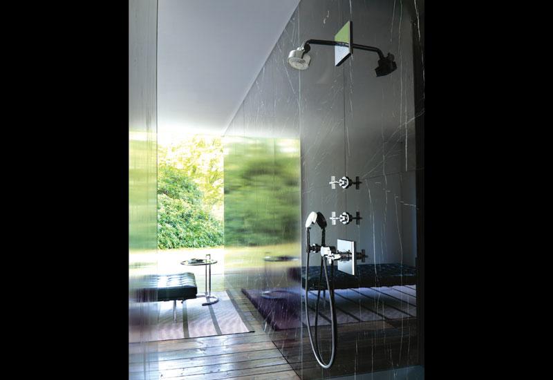 The Axor Citterio bathroom.