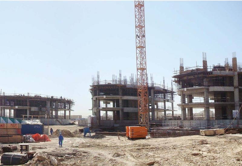 Bin Sabt will handle the construction of Dubai Lagoon's remaining two zones. (Photo from Schon Properties)
