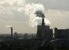 The power plant could be the first coal-fuelled plant in the Middle East