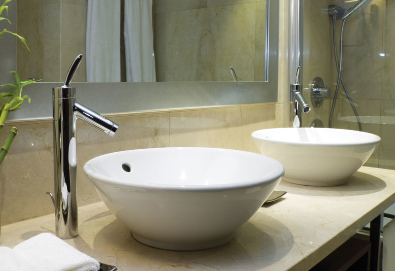 Duravit is a global supplier of ceramics.