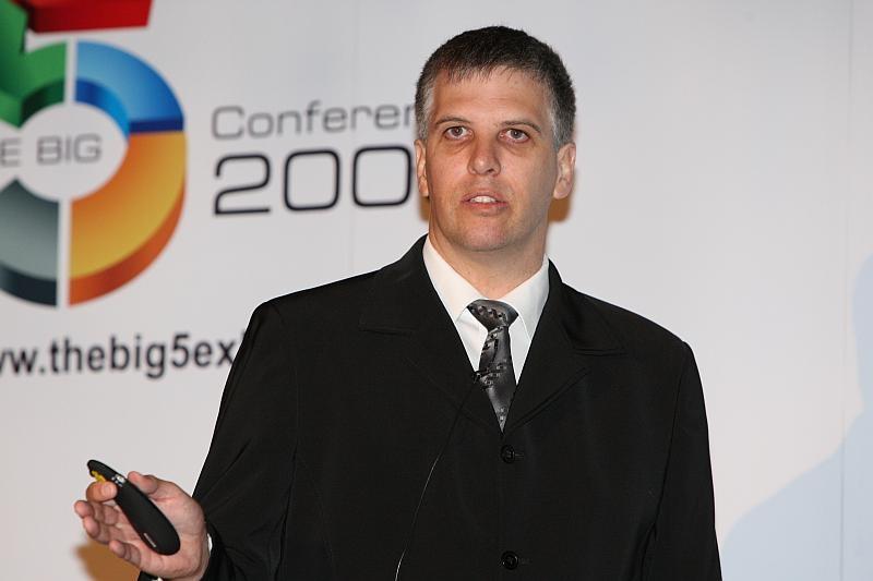 Emil Rademeyer, director of Proleads