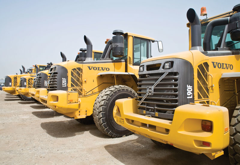 Famco supplies heavy vehicles and machinery.