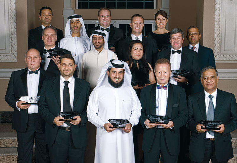 All the winners from the 2009 awards ceremony.