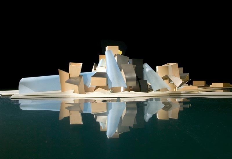 The Abu Dhabi museum will be the world's biggest Guggenheim
