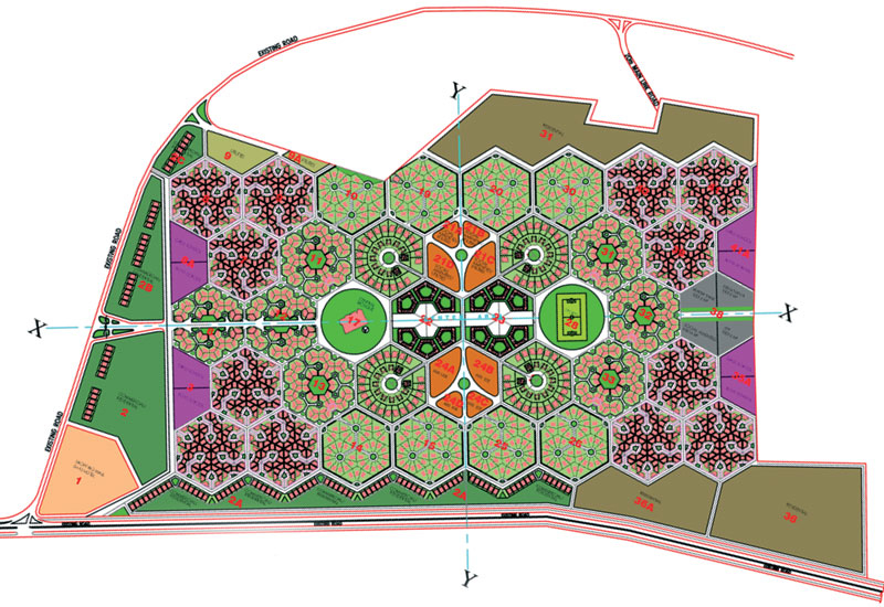 This masterplan for Mukalla in Yemen was born out of TRACE's EAT design methodology
