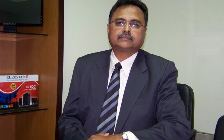 Jit Chakravarty of Eurostar.