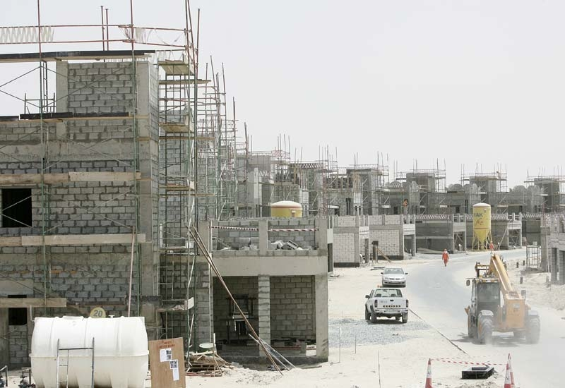 Sandoval Gardens Townhouses is located in Jumeirah Village.