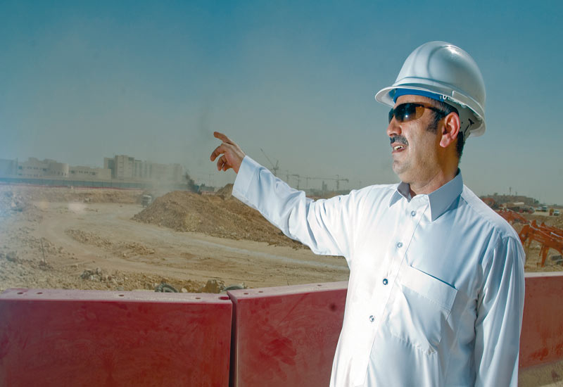 Mohammed Alsabek says excavation works for super-structures is ongoing.