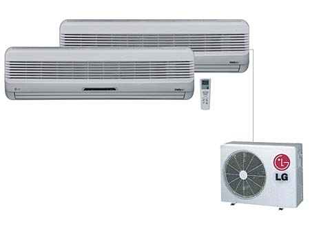 Air-con products from LG Electronics