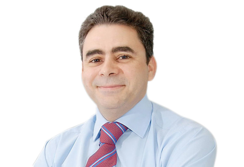 Mapei business development manager Laith Haboubi.
