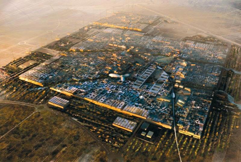 Mott MacDonald will mastermind the next step of Masdar City's development.