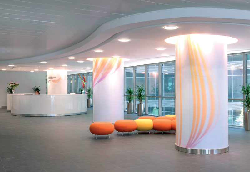 The Nokia Siemens Networks office in Dubai has embraced modern working techniques.
