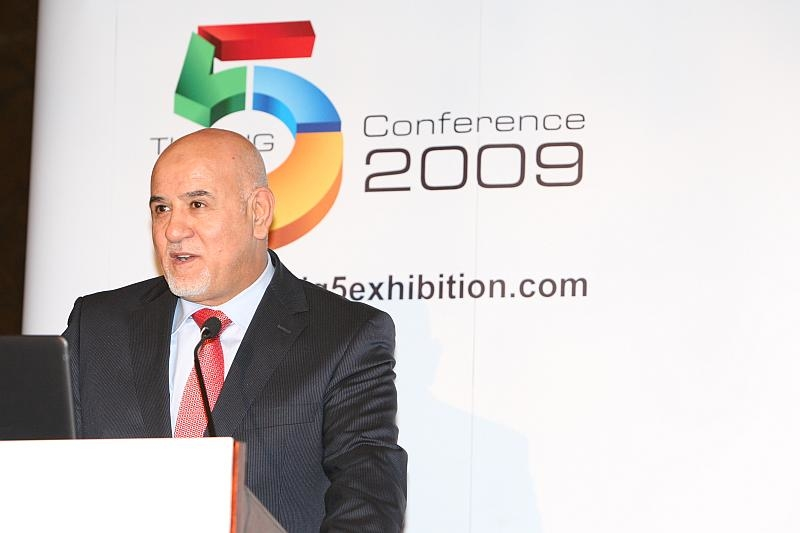 MAG Group chief executive officer, Mohammed Nimer