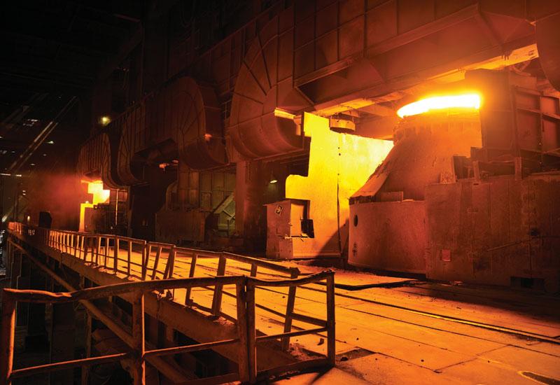 Qatar Steel was formed in 1974.
