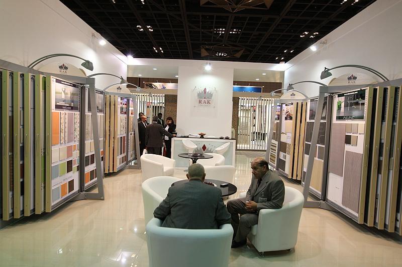 RAK Ceramics has been a regular exhibitor at The Big 5 for the past decade
