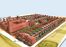 Arabian Guilf Gate is the developer of Ryad Al Sawadi
