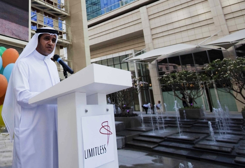 Salah Ameen, executive director of Limitless in the Middle East.