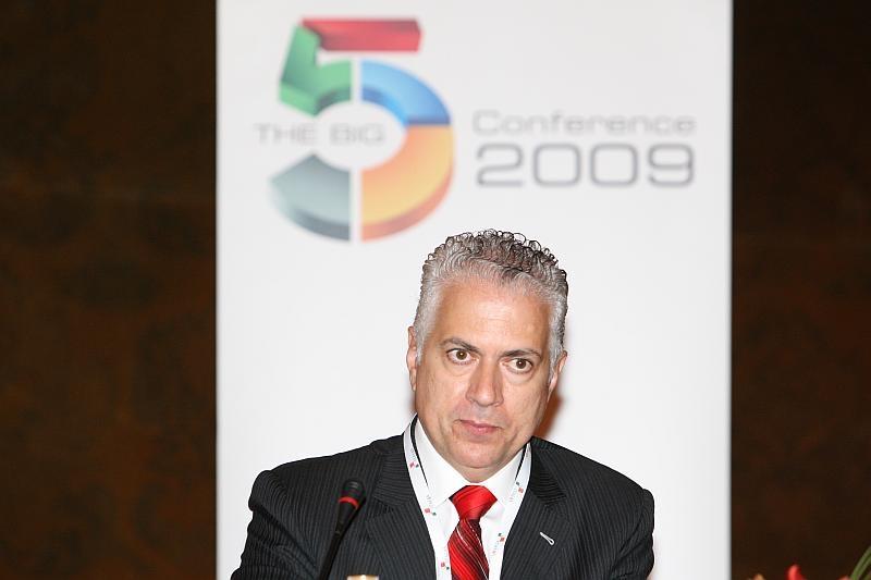 Head of new management consultancy Canterra, Simon Azzam