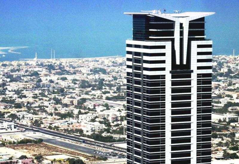 Single Business Tower features 248 offices spread across 45 floors