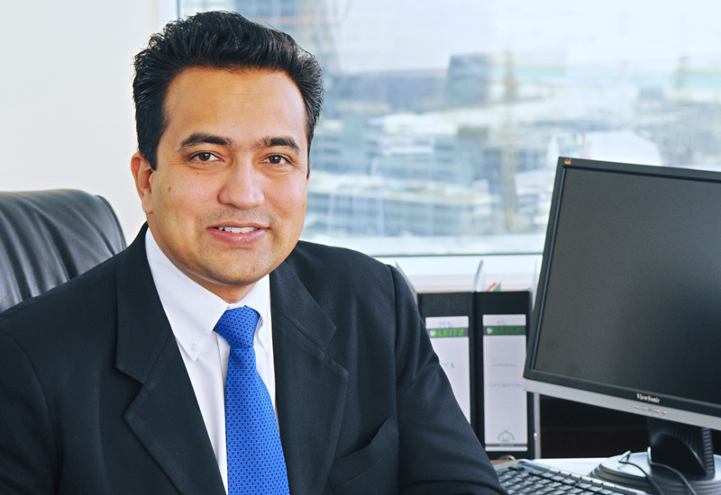 Tabreed's Sujit Parhar.