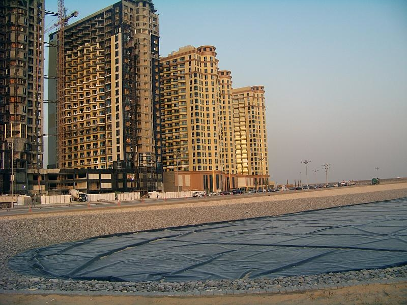 Damac has said the majority of issues reported at The Crescent are beyond its control