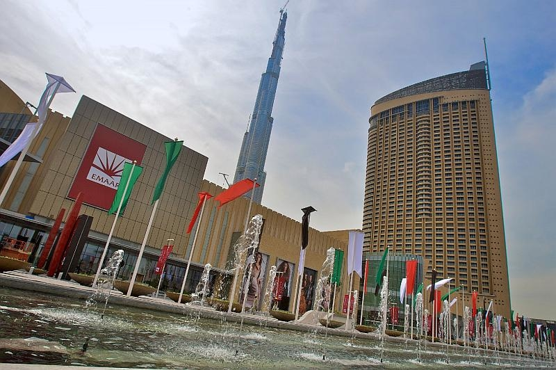 Automated QS was carried out on The Dubai Mall