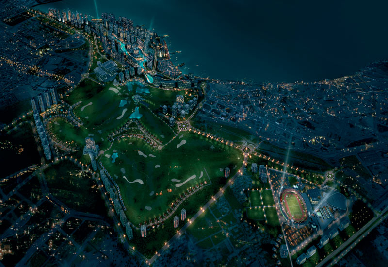 Tunis Sports City aims to house 30,000 people and is expected to cost approximately US$ 5 billion.