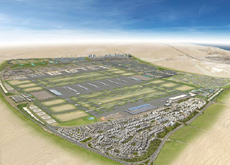 Construction on the first mid-income housing segment within DWC Residential City is expected to commence in January 2008.