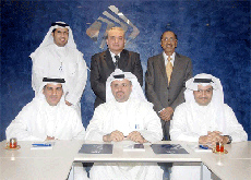 Al Mulla Group signs with Al Mazaya for 7 Zones project.