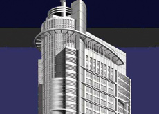 Tameer's newly launched Silver Tower.