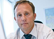 Mick Cairns, director, Red Engineering. (Nemanja Seslija/ITP)