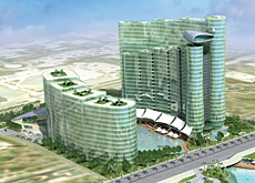 Abu Dhabi Lagoon Development will include facilities and energy management from the design stage.