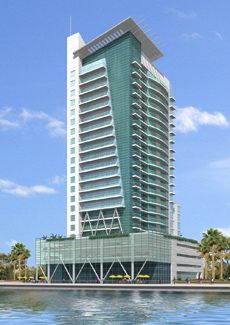 Scala Tower in Business Bay