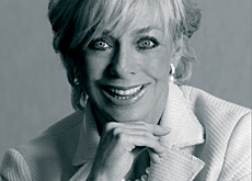 Founder of the multi-national interior design firm Wilson Associates, Trisha Wilson.
