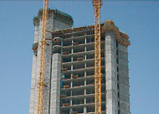 High-rise pumping is a growing trend in KSA.