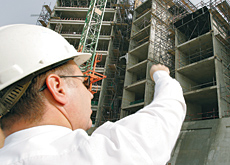 As recruitment of skilled site staff becomes increasingly expensive, some construction firms are beginning to hire workers directly. (Valeriano Handum