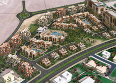 The project is located next to Al Areen.