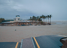 Most of the structural damage caused by Cyclone Gonu was felt by Oman?s infrastructure, which was ripped apart during the storm. Flooding also affecte