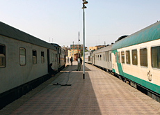 The three rail projects have been planned to connect Cairo with surrounding satellite cities.