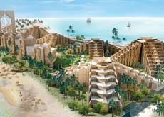 Al Marjan Islands will be made up of a cluster of five offshore islands spread over 2.7 million m2, located 27km southwest of the emirate?s town centr