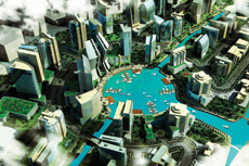 Marina Rise will be part of the development of Al Reem Island, which is located off the coast of Abu Dhabi.