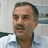 Emad Bordkani, project manager, ACC.