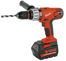 Milwaukee V28 Hammer Drill
