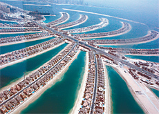 Cancellation: PECD Construction's contract for the Movenpick Oceana Hotel on the Palm Jumeirah was terminated in July this year