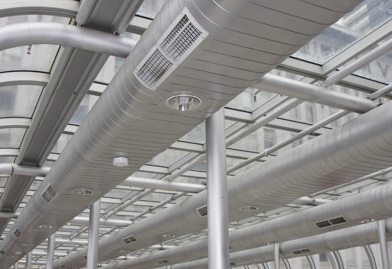 A well designed air conditioning system can keep costs down.