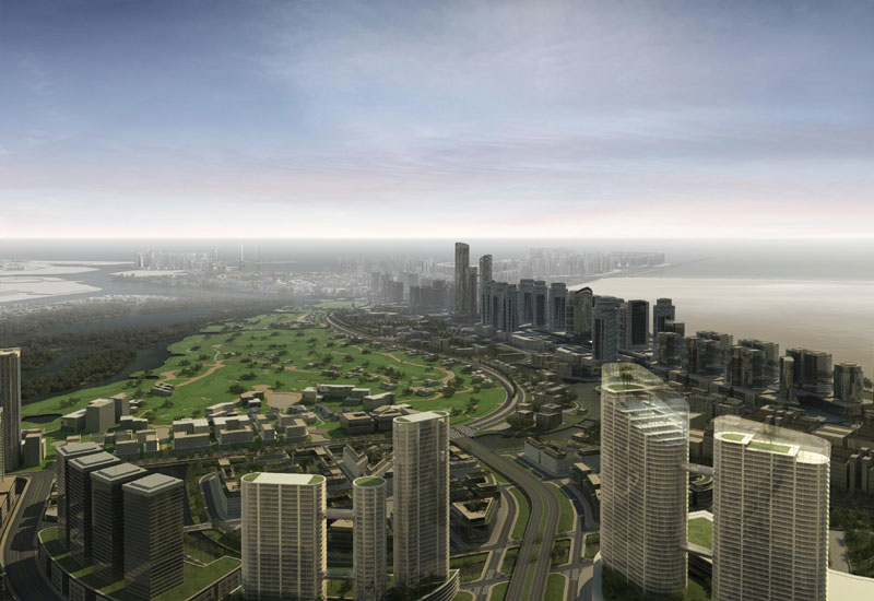 Al Zorah Coastal City in Ajman could cost up to $60 billion to build.