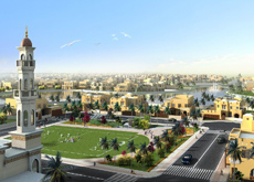 Al Khobar Lakes will include 11 mosques and schools. A construction timetable and tenders have not yet been announced.