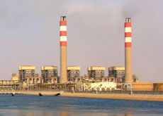tage three of Saudi's Shoaiba power plant will comprise 14 units of 400MW each