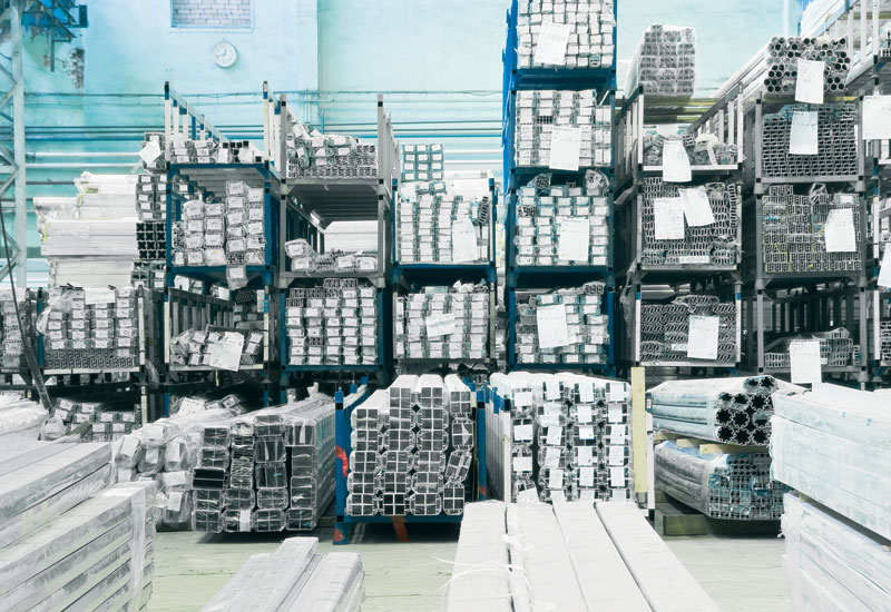 Aluminium prices have a far-reaching impact on the construction industry.